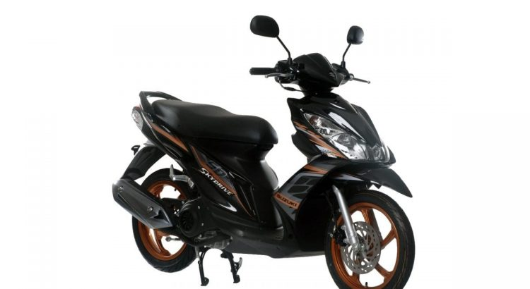Xe Suzuki Skydrive – giá 24, 5 triệu đồng