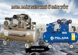 Tại sao nên mua máy nén khí tại Yên Phát?