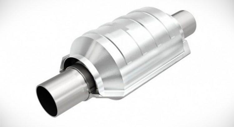 Catalytic converter là gì?