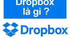 Dropbox là gì?