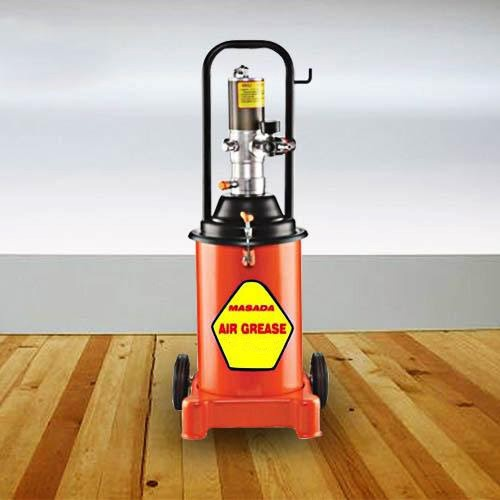 sản phẩm máy bơm mỡ bằng tay được sử dụng cực kỳ phổ biến