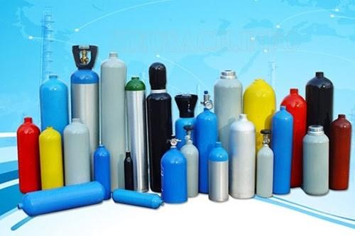 Bình nén khí đang được cung cấp khá đa dạng về dung tích chứa