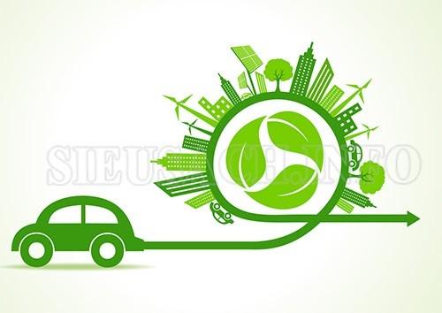 Hybrid được coi là dòng xe xanh bảo vệ môi trường