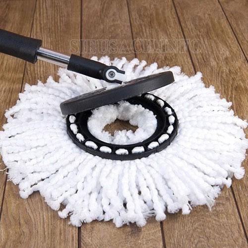 Lựa chọn bông lau với chất liệu phù hợp để quá trình làm sạch, vệ sinh dễ dàng hơn