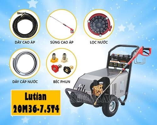 Model Lutian 20M36-7.5T4