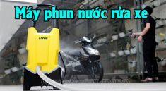 Thiết bị phun rửa xe chuyên dụng