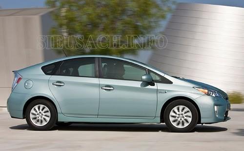 Toyota Prius khiến người đối diện phải trầm trồ ngợi ca
