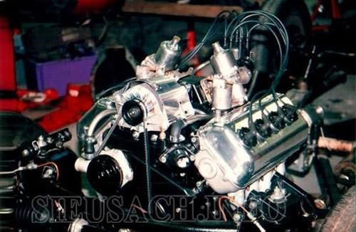 Đây là cấu tạo chi tiết của hệ thống đánh lửa được sử dụng cho xe ô tô