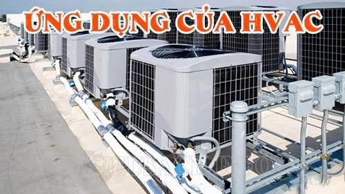 Ứng dụng hệ thống HVAC