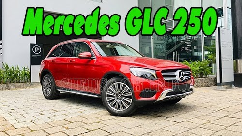 Mercedes GLC 250 với thiết kế bắt mắt