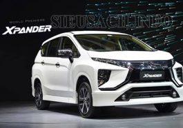 Mitsubishi Xpander cực hút mắt với thiết kế sang trọng, đẳng cấp