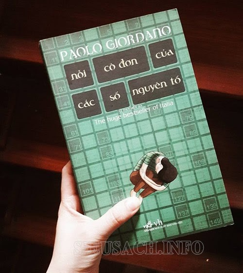 Số nguyên tố trở thành chủ đề viết sách