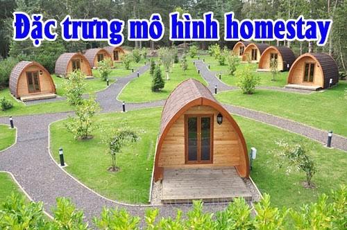 Đặc trưng Homestay
