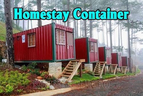 Mô hình homestay dạng container
