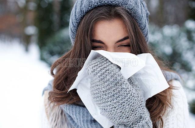 Những triệu chứng của viêm mũi dị ứng