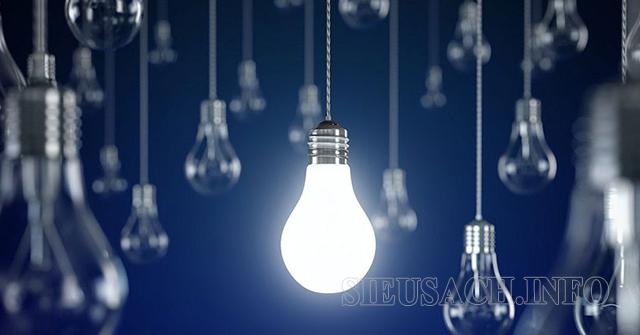 Ứng dụng chiếu sáng của dòng điện