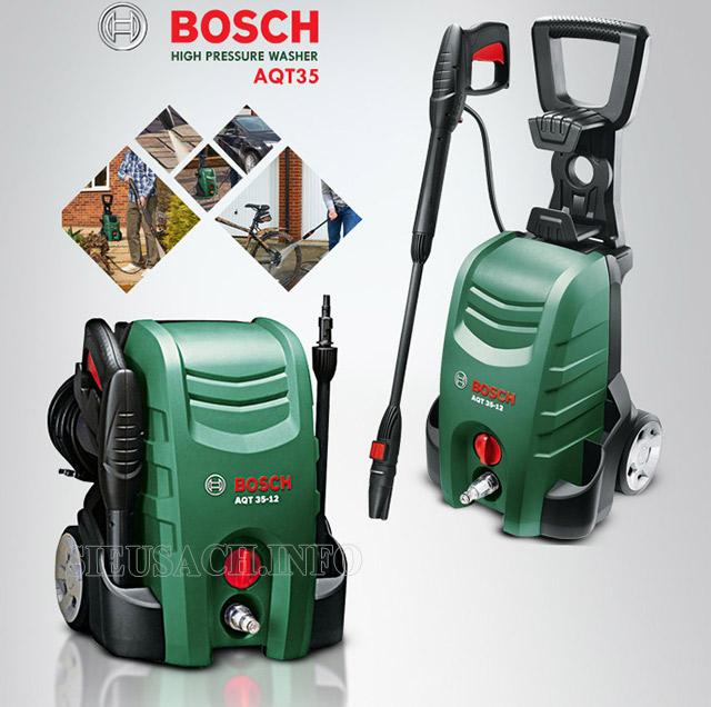 Máy bơm rửa xe Bosch Aquatak 35-12