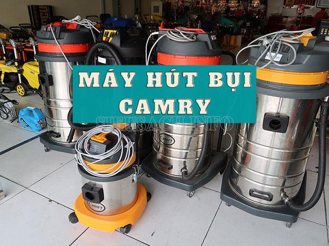 Camry là đơn vị chuyên sản xuất thiết bị hút bụi công nghiệp giá rẻ