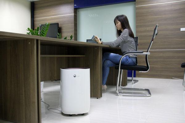 Fujie HM-912EC độ ồn thấp sử dụng tốt cho phòng ngủ, phòng làm việc...
