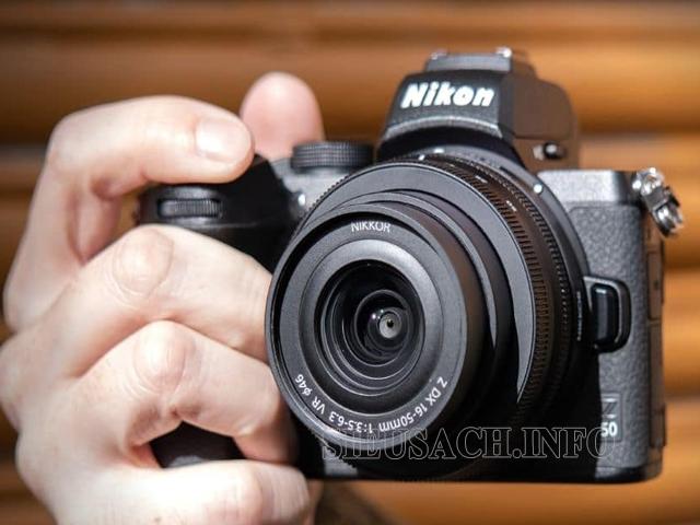 máy ảnh không gương lật là gì thiết kế