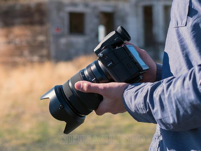 máy ảnh kỹ thuật số 7