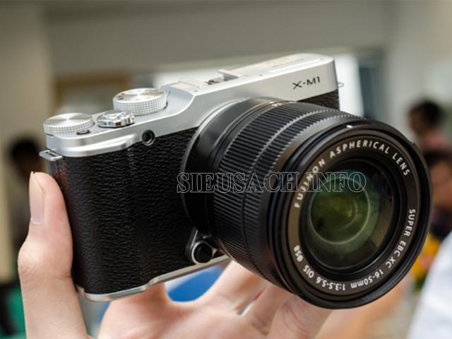Máy ảnh ống kính rời Fujifilm