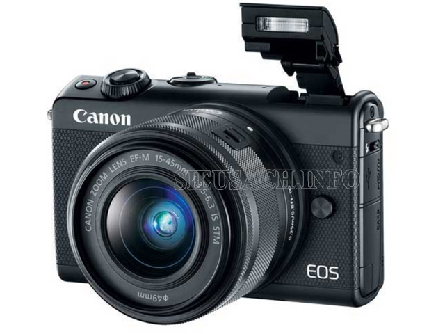 máy ảnh ống kính rời Sony