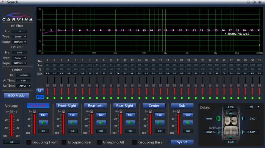 Ứng dụng của các bộ xử lý tín hiệu âm thanh số DSP