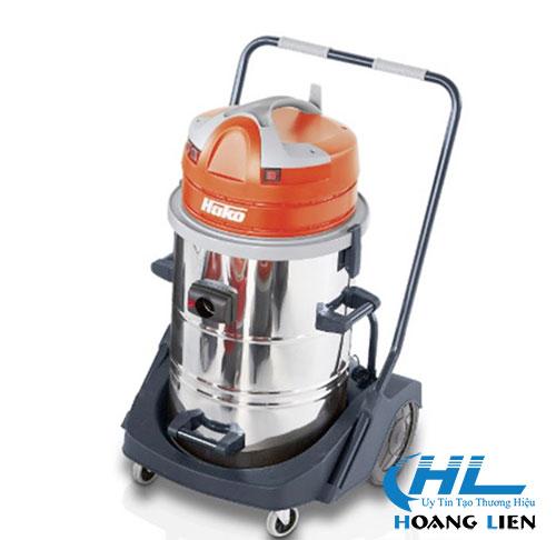 Máy hút bụi công nghiệp Hako là sản phẩm có thể hút sạch nhiều loại bụi