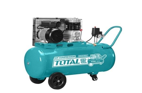 máy nén khí total 50l TC125506T