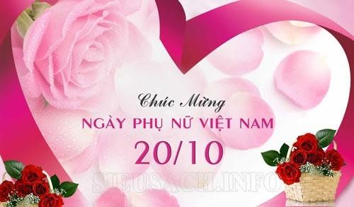 Hoa và lời chúc ngày 20/10 gửi tới mẹ nhân dịp đặc biệt
