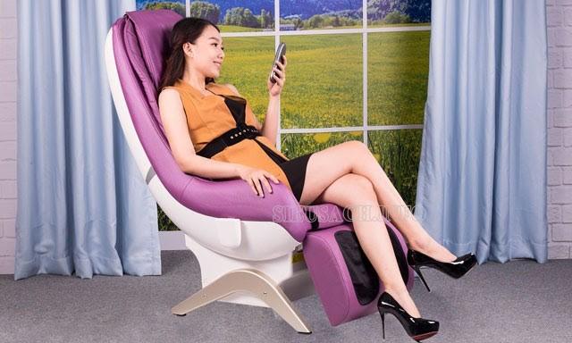 Ghế massage Gintell giá bao nhiêu?