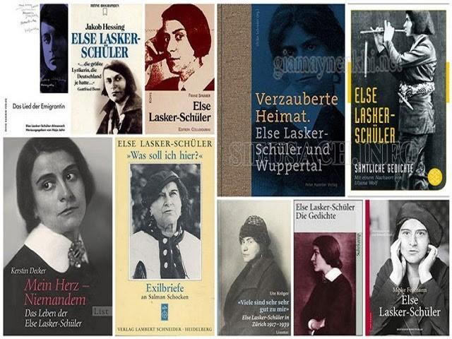 Các tác phẩm của Else Lasker-Schüler