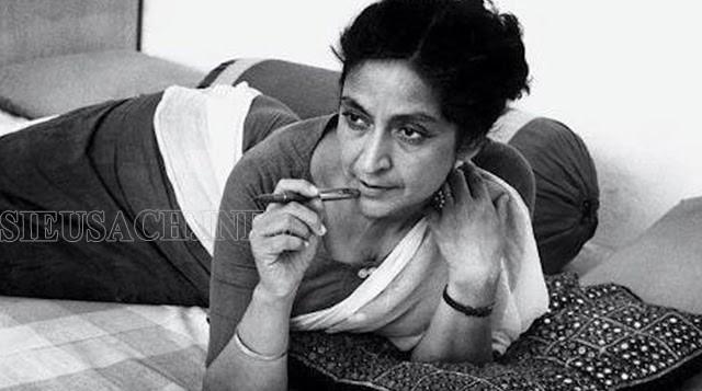 Amrita Pritam có sự táo bạo trong cách hành văn