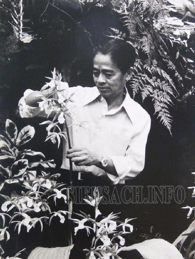 Cuộc đời giáo sư Rapee Sagarik và hoa Lan
