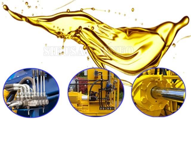 Hệ thống sử dụng tài nguyên có hạn là dầu nhớt
