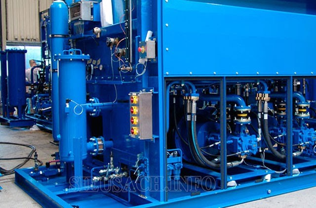 Hệ thống thủy lực có nhiều ưu điểm nổi bật