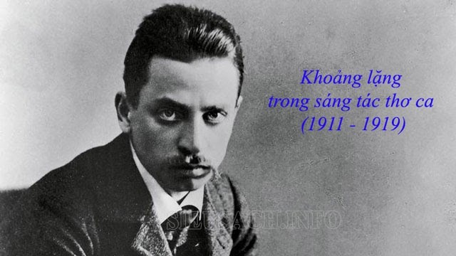Khoảng lặng trong sáng tác của Rainer Maria Rilke