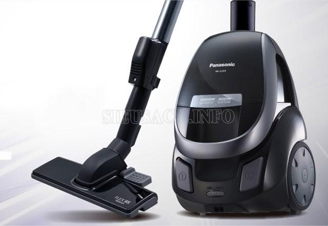 Máy hút bụi không túi Panasonic MC-CL455KN46