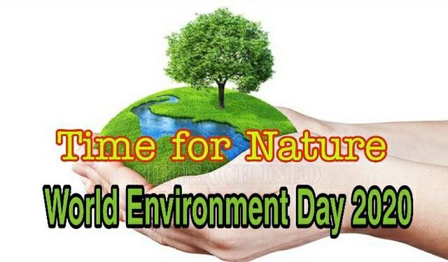 Ngày môi trường thế giới năm 2020
