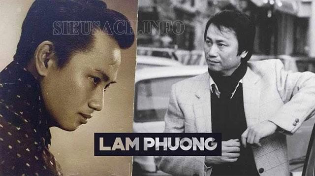 Nhạc sĩ Lam Phương khi trẻ
