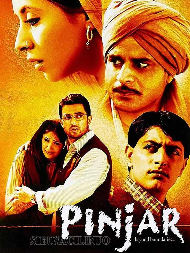 Pinjar được chuyển thể thành phim