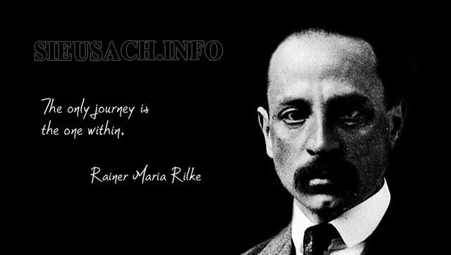 Rainer Maria Rilke nhà thơ vĩ đại