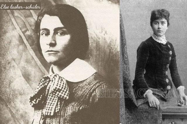 Tiểu sử nữ nhà thơ Else Lasker-Schüler