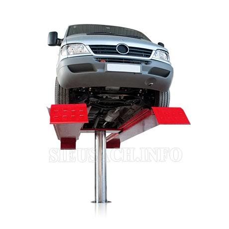 Xy lanh thủy lực được ứng dụng trong cầu nâng ô tô