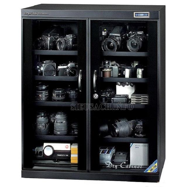 Top 5 tủ hút ẩm Dry-Carbi DHC-250