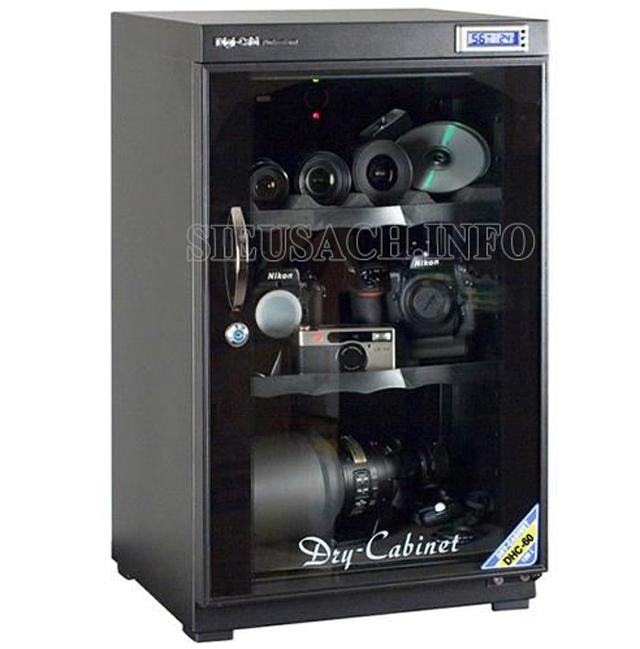 Top 5 tủ hút ẩm Dry-Carbi DHC-60