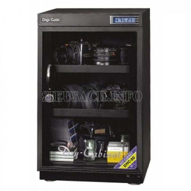 Top 5 tủ hút ẩm Dry-Carbi DHC-80