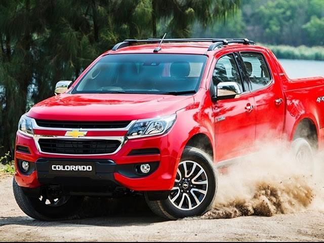 Chevrolet Colorado là một trong những dòng xe tạo nên tên tuổi của thương hiệu xe hơi tới từ Hoa Kỳ này