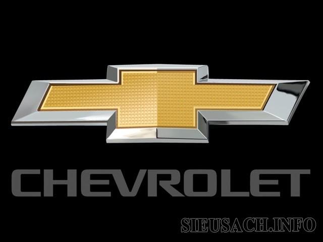 Các dòng xe Chevrolet nổi tiếng tới từ Hoa Kỳ
